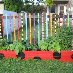 fun garden!!