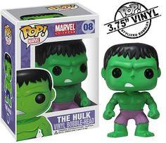 #Marvel Pop Bobble Head - The Incredible #Hulk Classic - Barnes & Noble - Tarazz