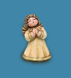 Forma in silicone angelo della preghiera