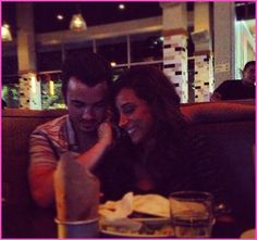 Kevin Jonas And Danielle Jonas Go Out To Dinner September 26, 2012  #soooo cute!!!