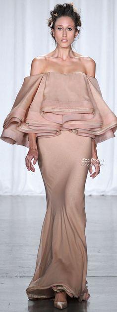 Zac Posen SpringSummer 2014 RTW – New York Fashion Week
