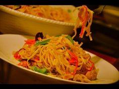 Szechuan Chicken Noodles