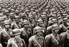B&W Photos of World War II Around The World