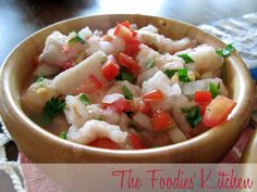 Ceviche de Pescado : Two Ways by The Foodies' Kitchen, via Flickr