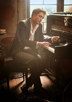 rob, piano, what more do you need?