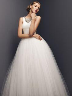Amsale dress.