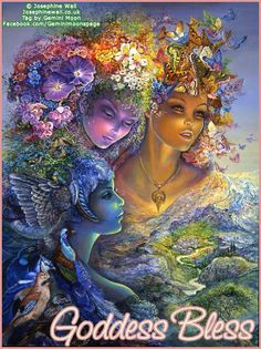 Goddess Bless.  For more Pagan/fantasy/Witchy images click the image to go to my graphics page, Gemini Moon.