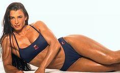 Lisa Marie Varon aka TNA Knockout Tara aka ex-WWE Diva Victoria back when she was a fitness model/competitor.