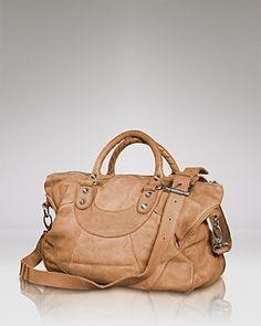 Liebeskind Vintage Leather Esther B Satchel