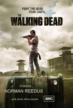 NR as Daryl