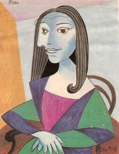 0582 [Jean Ache] e) Joconde Picasso