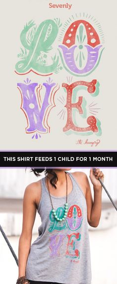 Hand drawn art piece in support of feeding children in Thailand. :) For every one of these shirts purchased, @Sevenly is able to feed 1 starving child for 1 whole month in Thailand. Pick one up here ---> www.sevenly.org/Aaron