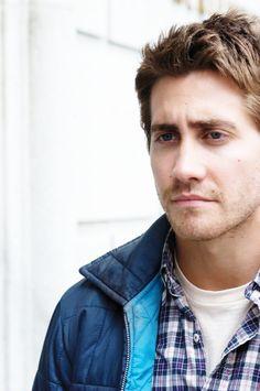 Jake Gyllenhaal. love of my life.