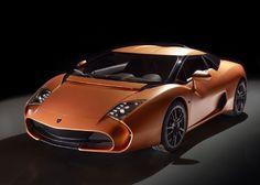 Lamborghini 5-95 Zagato Makes Surprise Debut in Italy - Motor Trend