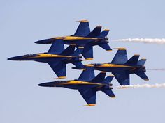 Blue Angles