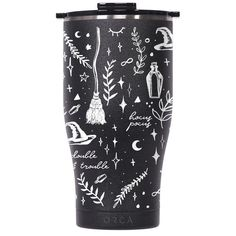 Witches Chaser 27oz Black/Black – ORCA