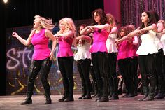 Zeta Tau Alpha placed first with their Michael Jackson-themed step routine in StompFest 2013, hosted by Zeta Phi Beta Sorority and benefitting their national philanthropy, Sickle Cell Anemia. The ZTA's were coached by the Zeta's to victory! Monica Lake | Lariat Photographer