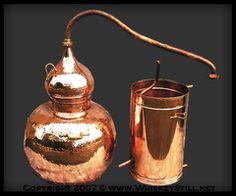 moonshine stills on Pinterest | Moonshine Still, Copper and Peach ...