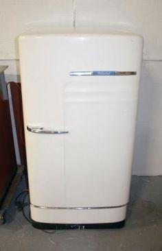 Vintage Hotpoint Refrigerator