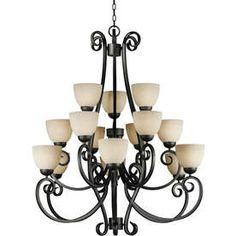 15light, chandeli bordeaux, bordeaux finish, chandeliers, light chandeli, finish tapioca, dream light, 15 light, tapioca glass