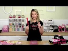 ▶ The Stamps of Life New Stephanie Barnard/ Sizzix! - YouTube