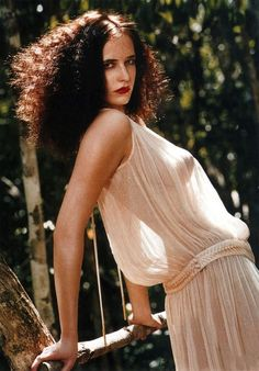 Eva Green sheer goodness