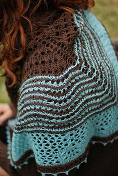 Hecate Shawl