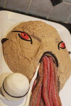 doctor who ood cake
