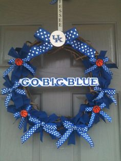 UK Wreath