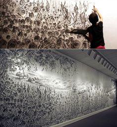 judith braun, charcoal, artists, diamonds, dust