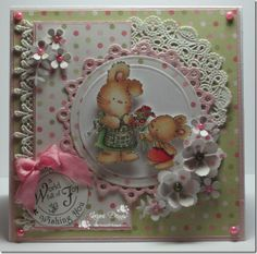 cardsfor youfriendship, valley stamp, homemad card
