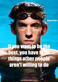 Swim Quotes Michael Phelps Michael Phelps Quotes PhelpSwimming Quotes  Michael Phelps