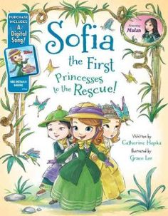 JJ FAVORITE CHARACTERS SOFIA THE FIRST. Sofia, Amber, Princess Jun, and a visitor embark on a daring rescue mission when James and Prince Jin become trapped while searching for the legendary treasure of the Jade Jaguar.