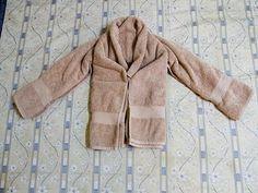 towel origami, towel fold, fold towel, towelnapkin origamiart, shirt