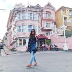 Sightseeing in #CatalinaIsland #DreamingInBlue