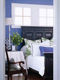 Blue Willow feeling room!
