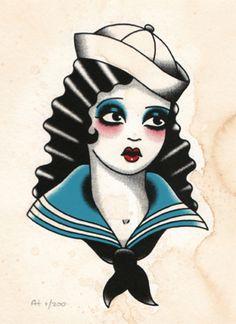 Angelique Houtkamp :: tattoo artist