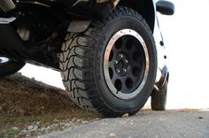 VW Amarok delta 4x4 tuning - Delta Rims