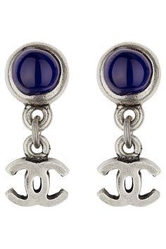 Chanel Resort 2011 Earrings