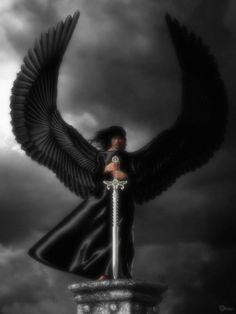 Fallen Angels  | ... ://2coolwallpapers.blogspot.com/2009/11/dark-angel-fallen-angel.html