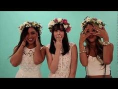 How to Make Fresh-Picked Flower Crowns
