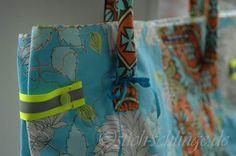 Tasche mit Kam Snaps von @Stich-Schlinge und andere schöne Dinge