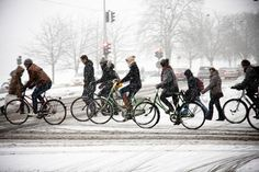 Winter Biking Trips: What you need to know