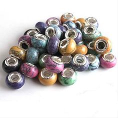 Love the look of these beads