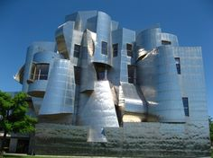 Frederick R. Weisman Art Museum, Minneapolis, Minnesota