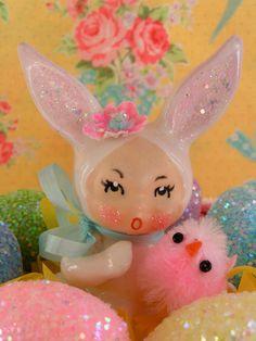 Vintage  Bunny