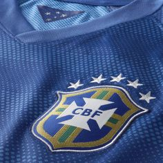 2014 Brasil CBF Match Men's Soccer Jersey