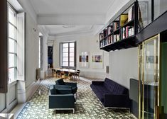 Tiled Barcelona apartment wins World Interior of the Year 2013