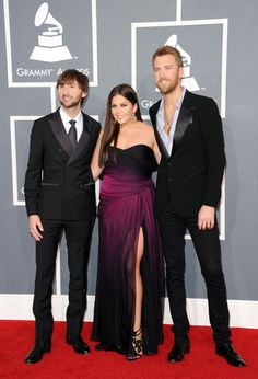Lady A made quite an appearance at the Grammys. Always amazing.
