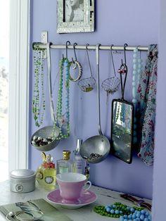 jewellery display idea